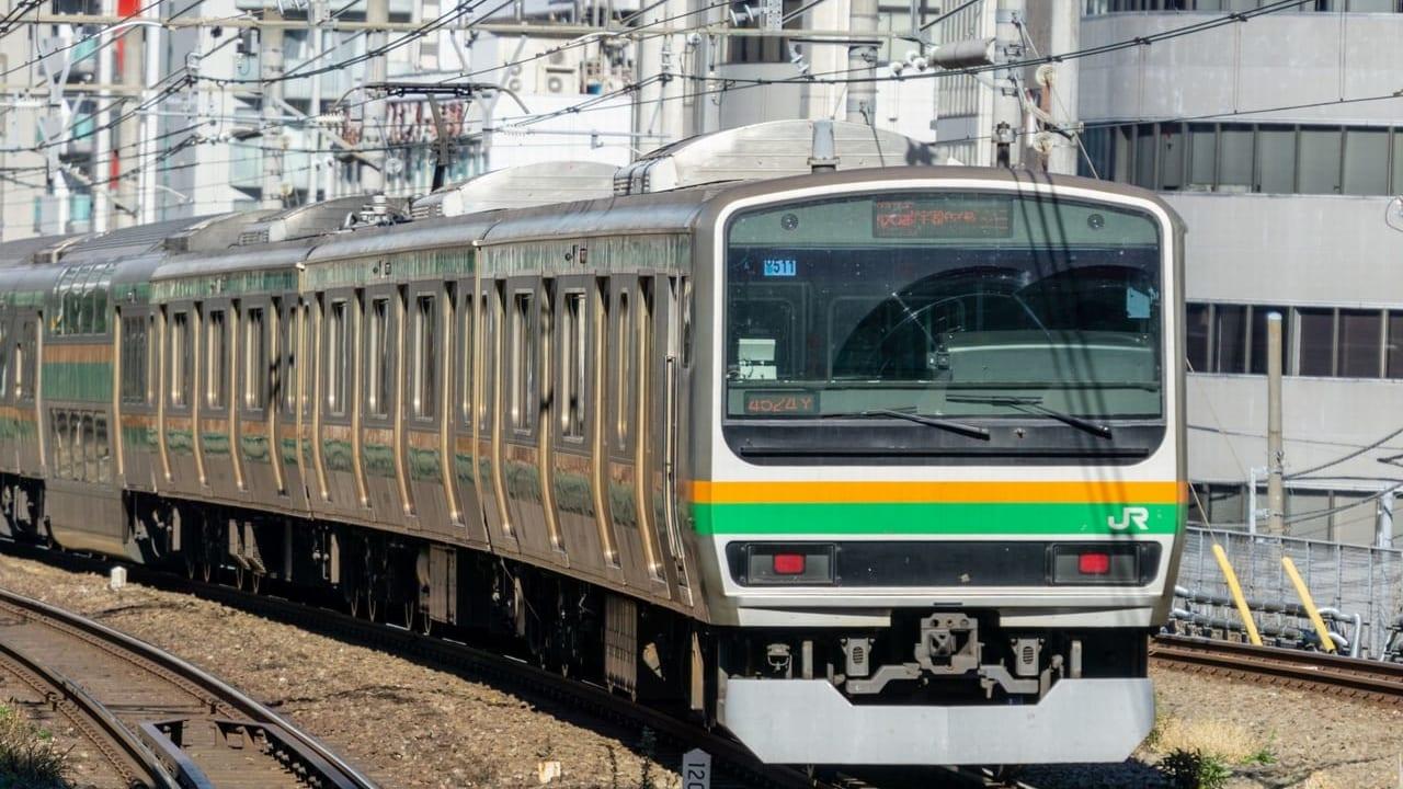 東逗子駅人身事故